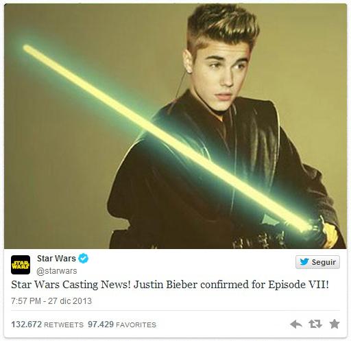 Justin Bieber Episode VII