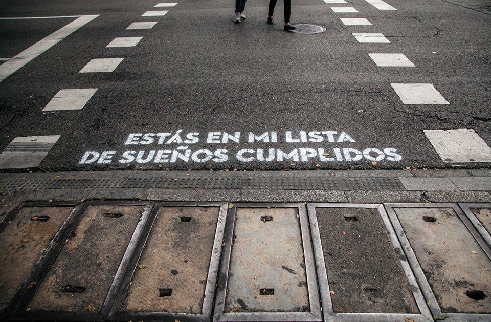 Los 22 versos que te sorprenderán mientras paseas por Madrid | The Idealist