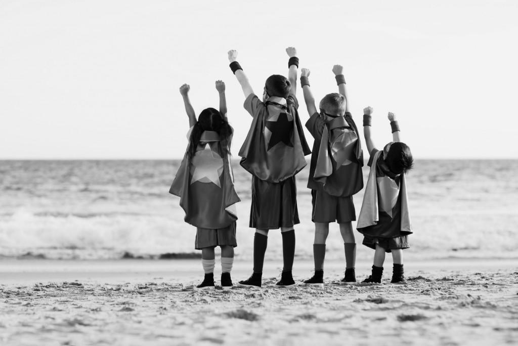 Superhéroes y princesas | The Idealist